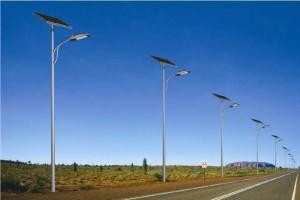 Independent Solar Street Lamp Solar Power Facts Solar