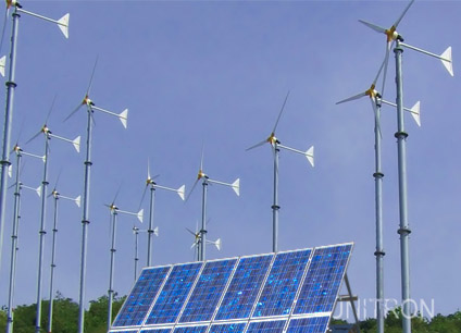 Hybrid Systems Hybrid Wind Solar Power System