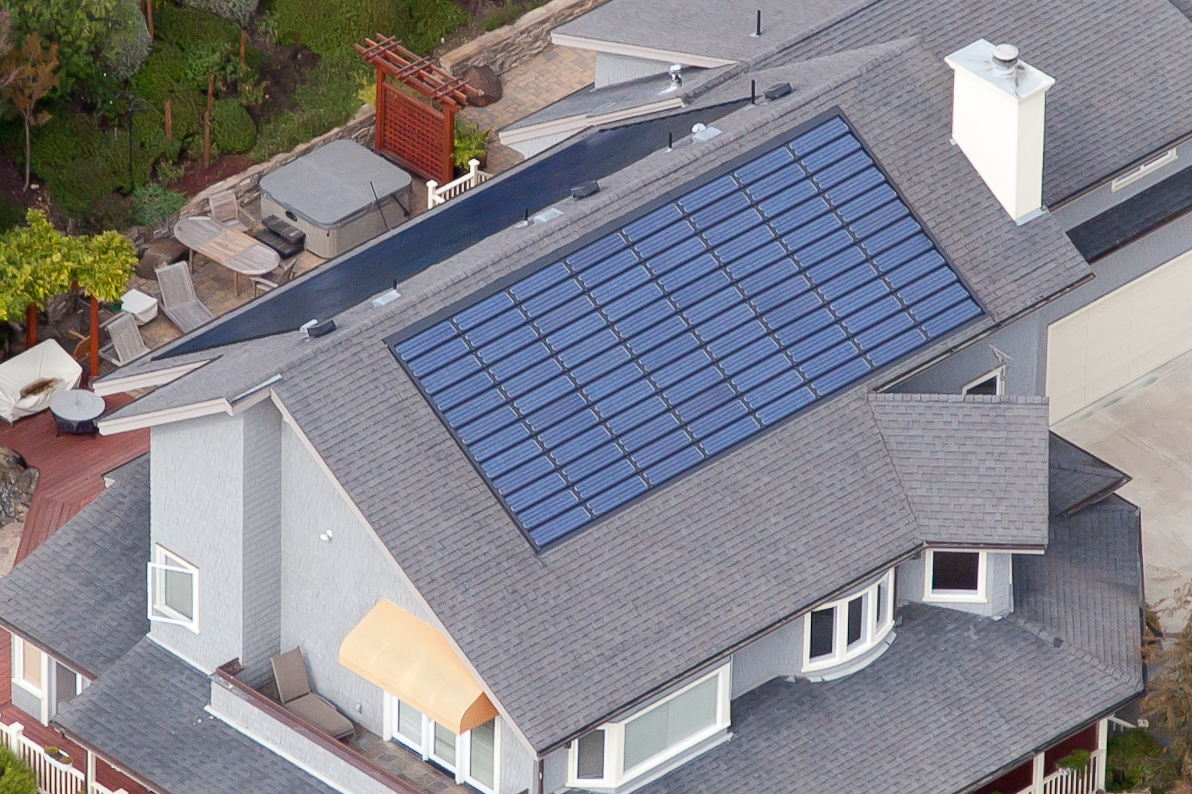 Solar Shingles For Modern Sustainable Roofing Solar